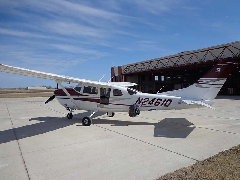 2007 cessna 206h stationair with axsys v14 for sale. Black Bedroom Furniture Sets. Home Design Ideas