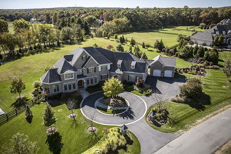 UAV Aerial Photography for Real Estate - HDaerial Washington DC